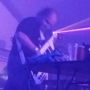 Keytar lasers square
